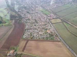 Radcliffe Aerial shot